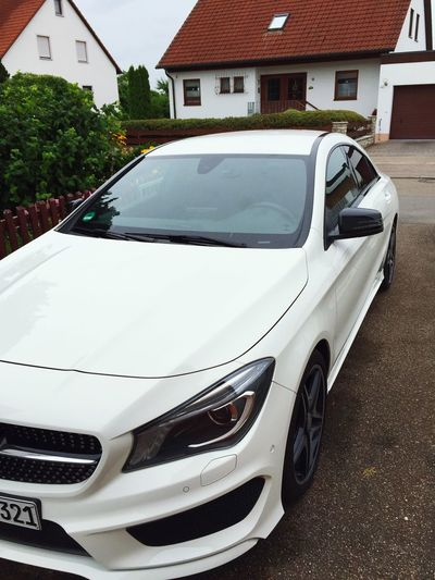 Mercedes Benz Cla AMG First Eyeem Photo
