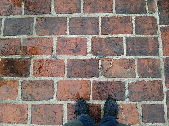 130幾年的磚 磚