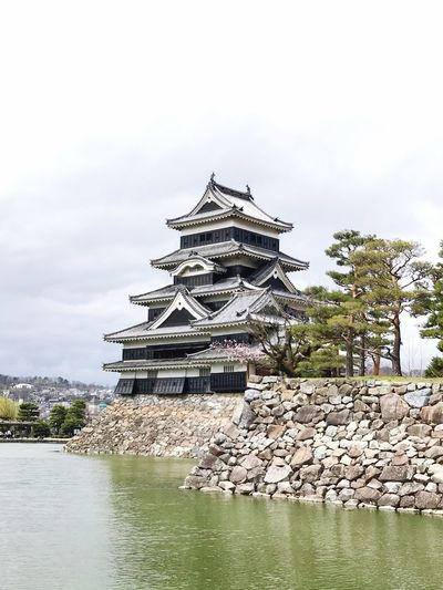 Matumoto-jo Castle Matumoto,Japan Architecture Travel Photography