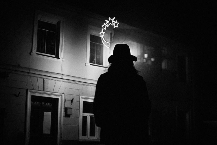 Check This Out Dark Discover Your City EyeEm Best Shots EyeEm Gallery Hanging Out Illuminated Lady Leisure Activity Lifestyles Light And Shadow Night Nikon The Week Of Eyeem Woman