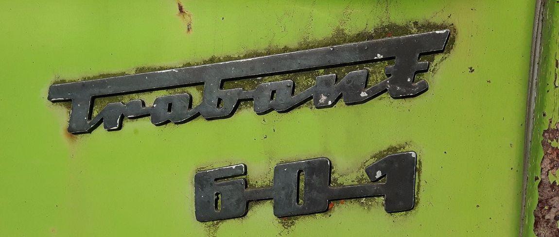 The Drive Trabant Trabant601