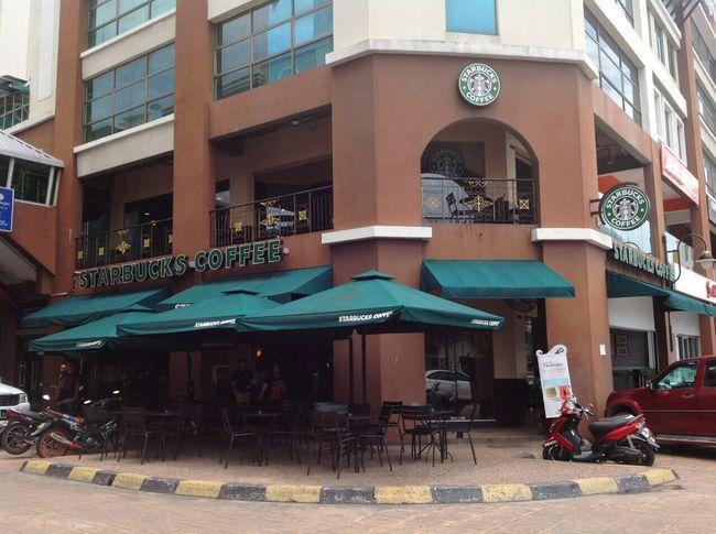 Malaysia,Kota Kinabalu Starbucks
