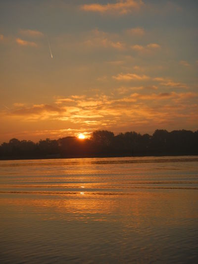 Barton Broad Barton Turf Beauty In Nature Canoeing Day Dusk Nature No People Norfolk Norfolk Broads Outdoors Reflection Scenics Sky Song Of The Paddle Sunrise Sunset Tourism Tranquil Scene Tranquility Travel Destinations Tree Vacations Water