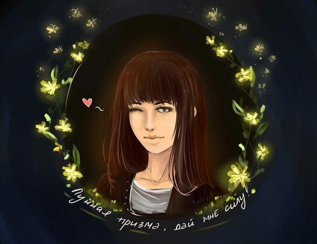 Drawing Art Sallon Happy Birthday Polina! My Friend Art Gallery Love Drawing ❤ EyeEm Gallery Picture ArtWork