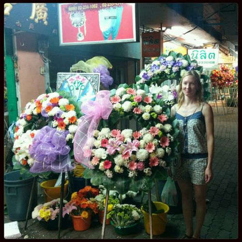 Fakken awesome Flowers for 33 USD!!