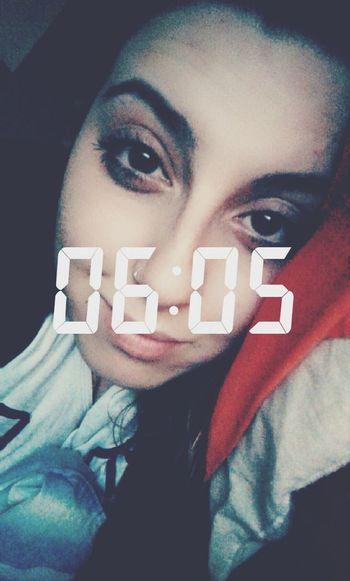 Snapchat Insomnia Nonsidormepiu Vogliodormire 6:05am