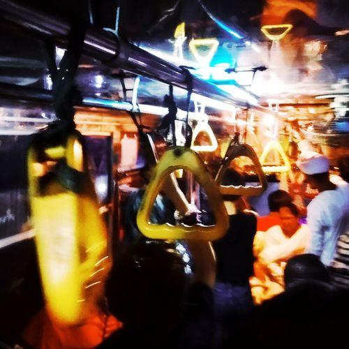 Bus City Life