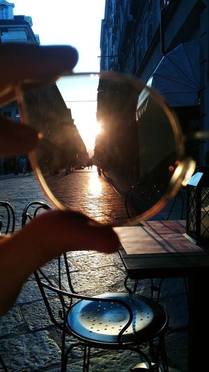 Water Day No People Outdoors Close-up sun People Human Hand Human Body Part Illuminated Bar - Drink Establishment Sunglasseseffect Sunglasess Sungoesdown🌅 Sunglases 😎 Summer Memories 🌄 Summer! ♥