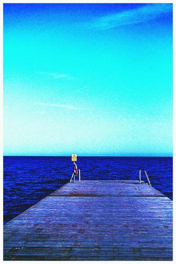 The Sea Is Calling Bridage And Sea ösrerlen EyeEm Nature Lover The Sea EyeEm Best Shots Favorit I Repris