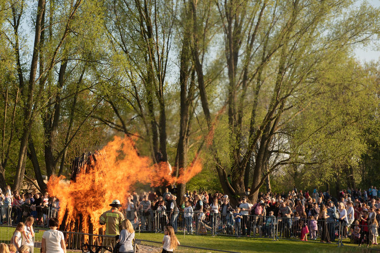 Osterfeuer,
