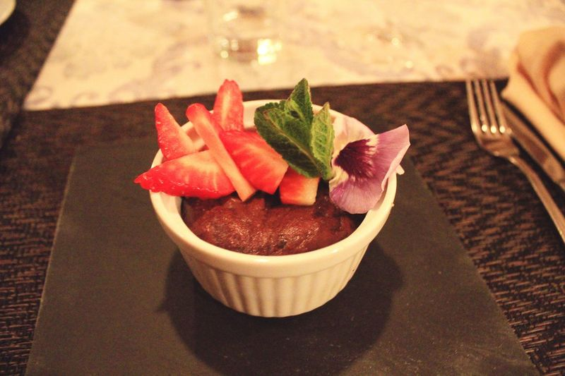 What's For Dinner? Foodphotography Chocolate Souffle Travel Photography Food Stories