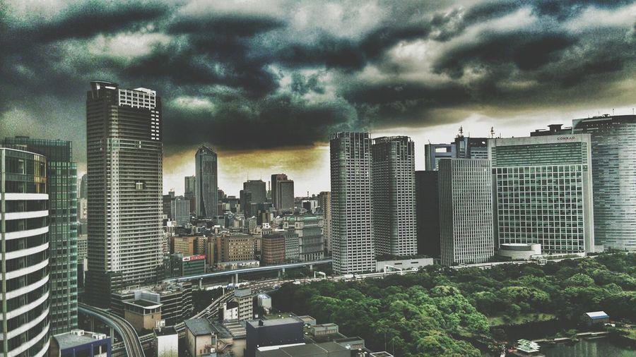 Buildings Tokyo 竹芝