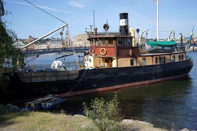 Erik Lindner Steamship SS Orion