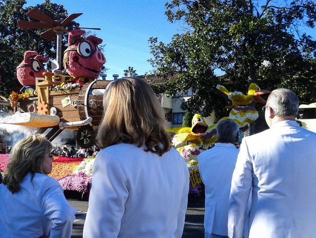 Float Flowers Flowers, Nature And Beauty Honorary New Years Day Pasadena  Rose Parade Southern California Life