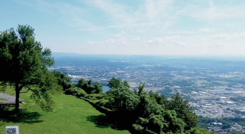 Lookout Mountain Chattanooga Valleys Amazing View Landscapes With WhiteWall