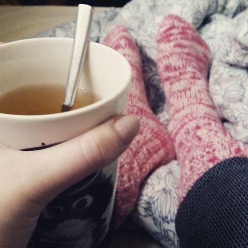 Te og hyggesokker Sygpåensøndag