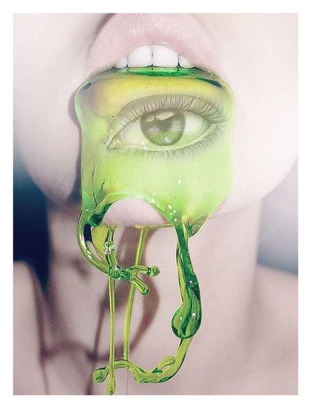 Viscosity In Green Endocrinology Free Yourself From Yourself Photographic Approximation The Age Of Aquarius My Planet Is Alive