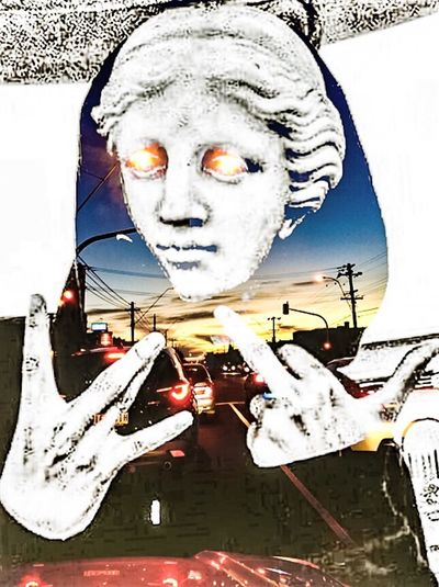 Classic Street Being Part Of The Big Collage Photographic Approximation Human Condition Facial Experiments Forgotten Dreams New Nightmares