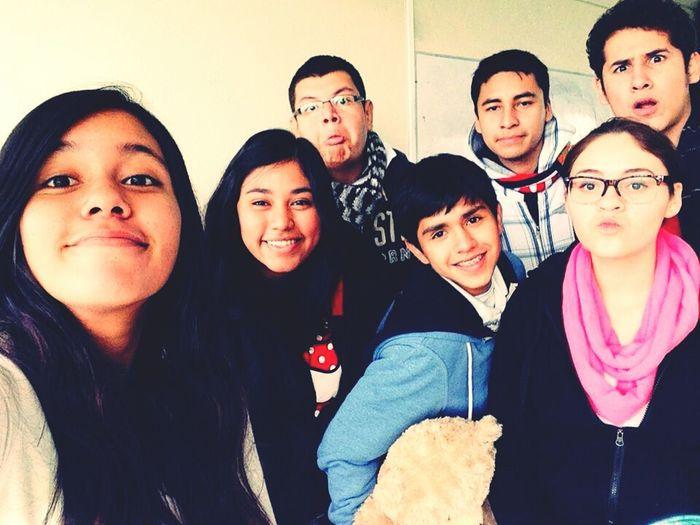 Los quiero mucho! ♡♥