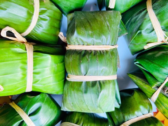 Close-up of vegetables for sale at market stall