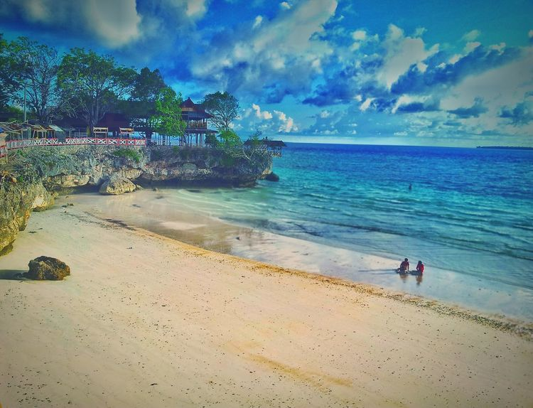 Pasir Putih Beach(Bira) Hanging Out Check This Out Hello World Learn & Shoot: Simplicity Being A Beach Bum Share Your Adventure View Taking Photos Hi! Holiday Swimming