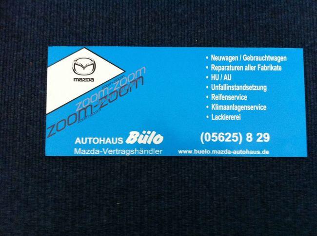 Beschilderung Werbetechnik JPS WERBUNG Firmenschild für ein Autohaus