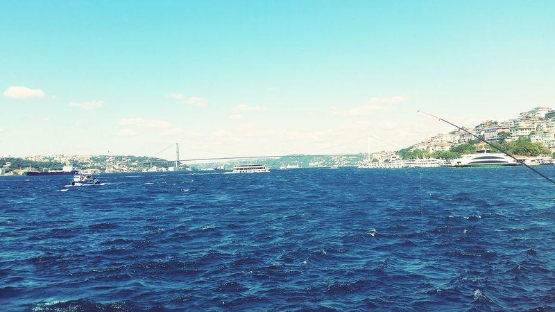 Boğaz Köprüsü üsküdar Sahil Istanbul Turkey Istanbul City Istanbullovers 💕💕
