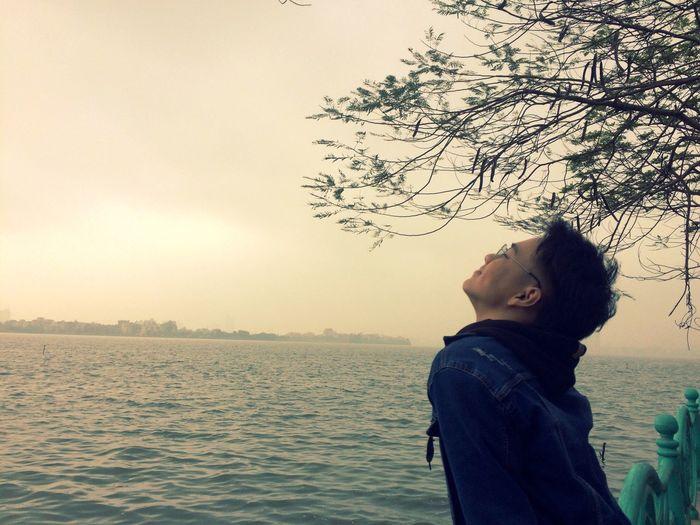 Beautiful Beautiful Love Hoàng Hôn Hồ Tây Cảnh đẹp Thiên Nhiên Viet Nam Style First Eyeem Photo
