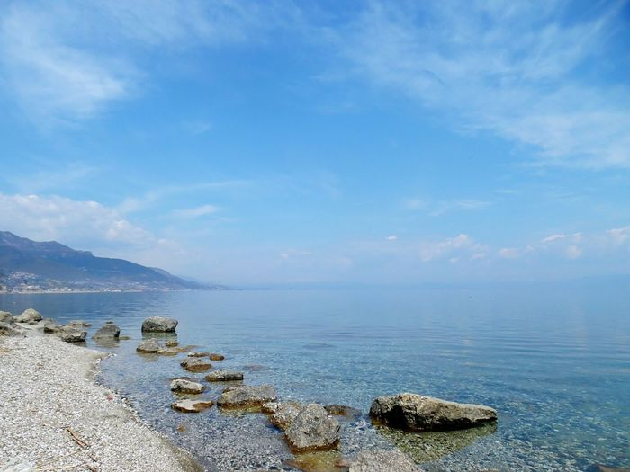 Lake View Travel Landscapes Outdoors Peaceful Nature Relaxing Tourism Beach Ohrid Lake EyeEm Best Shots The Essence Of Summer