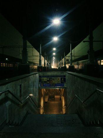 Night Illuminated Bridge - Man Made Structure City No People Architecture Outdoors