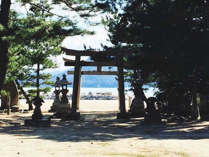 Megi-island Island Kagawa,Japan Sea