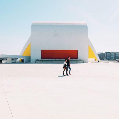 Niemeyer Architecture Niemeyer Center Arquitectura Minimalist NiemeyerMinimalism
