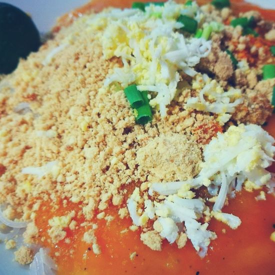 Food Food And Drink Close-up Indoors  Healthy Eating Freshness No People Ready-to-eat Day Palabok Filipino Food