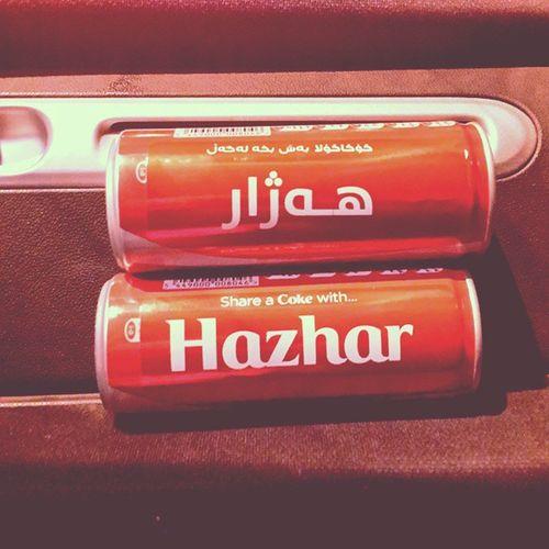 Shareacoke Coke Kurdishcola Kurdishcocacola Erbil Hawler Red Cokecola Kurdishinsta Instakurdish Kurdistan