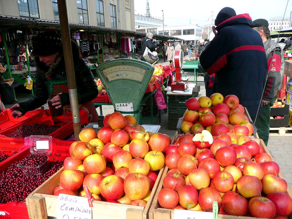 Travelling The Baltic States Shopping Riga Market Riga Markt Riga City Cent Riga Central Market Market Cloudy Kapusta Fresh Produce Good Food Healthy Eating Healthy Lifestyle Healthy Food Healthy Health Scale  Tirgus Local Produce Local Products Local Product
