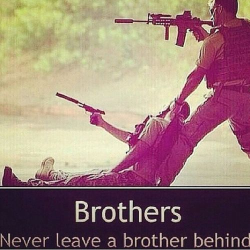 For my brothers