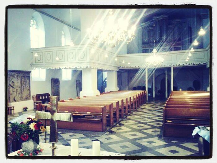 Hello World Kirche St. Laurentius