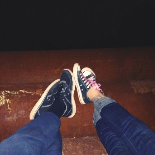 For Legs, Two People, One Love First Eyeem Photo