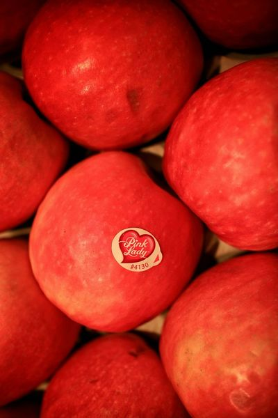 Apples Pink Lady Fruit