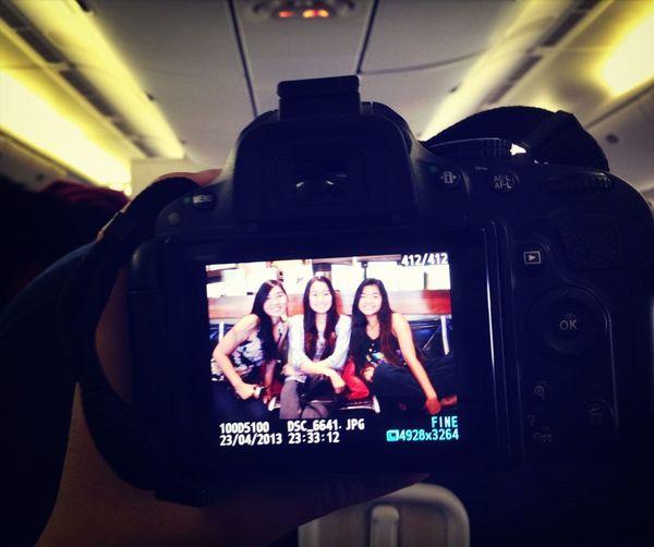 Off To San Fran!