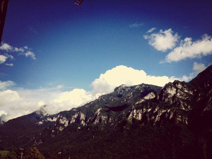 Orobie Val Brembana Black Rock Mountain