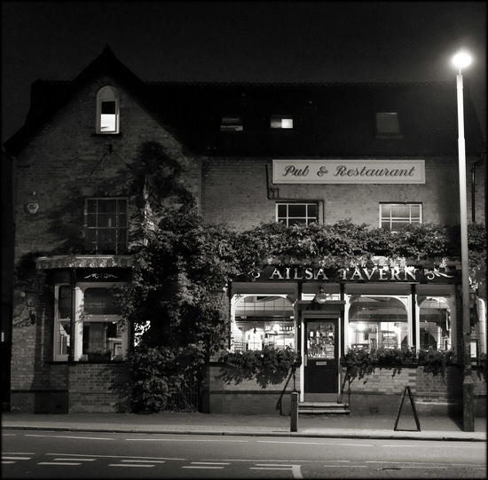 Classic looking traditional English Public house, situated in Twickenham, the home of Rugby. Alcohol Booze Britain City Life English Pub Rugby World Cup 2015 Tavern  The Ailsa Tavern Traditional Ale