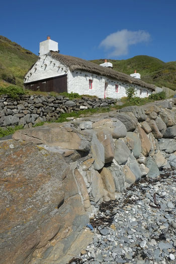 A Bay Bays Beach Beaches <3 Cannon Cannons Coast Coastal Coasts Cottage Cottages IOM Isle Of Man Location Locations Niarbyl Tourism Tourist Tourists Uk United Kingdom. Waking Ned Whiewashed