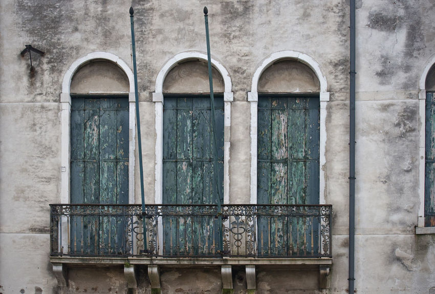 taly, Venice, Grand Canal, Piazza San Marco, the flood, the Cathedral of San Marco Abandoned Architecture Bad Condition Brick Wall Building Building Exterior Built Structure Closed Deterioration Door Entrance House Obsolete Old Ruined Safety Wall Wall - Building Feature Window