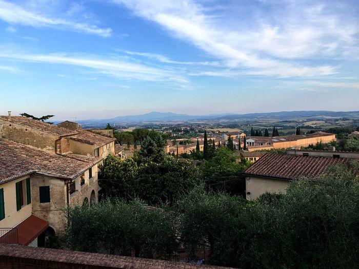 Landscape Tuscany Countryside The Traveler - 2015 EyeEm Awards Hello World