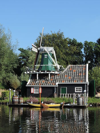 Architecture Beautiful Day Efteling No People Outdoors Sky Tree