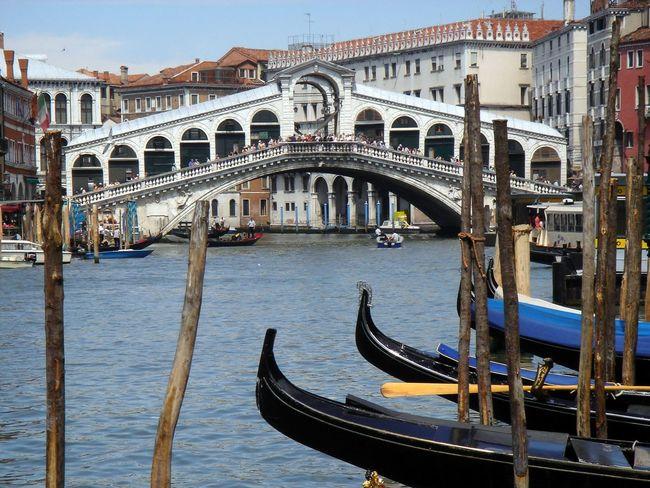 Venice Italy Venice Gondolas Rialtobridge Moments EyeEm Gallery Ponte Di Rialto AMP PICTURES