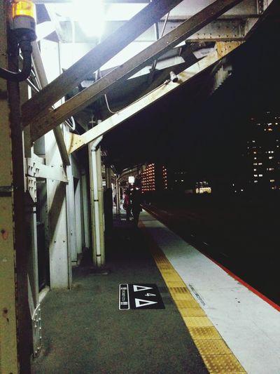 帰ります。🚃👋 Public Transportation Railway Station Train Station Go Home