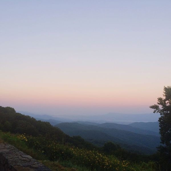 Eyeemphoto Enjoying Life Adventure Check This Out A Bird's Eye View Skyline drive. Virginia Shanandoah