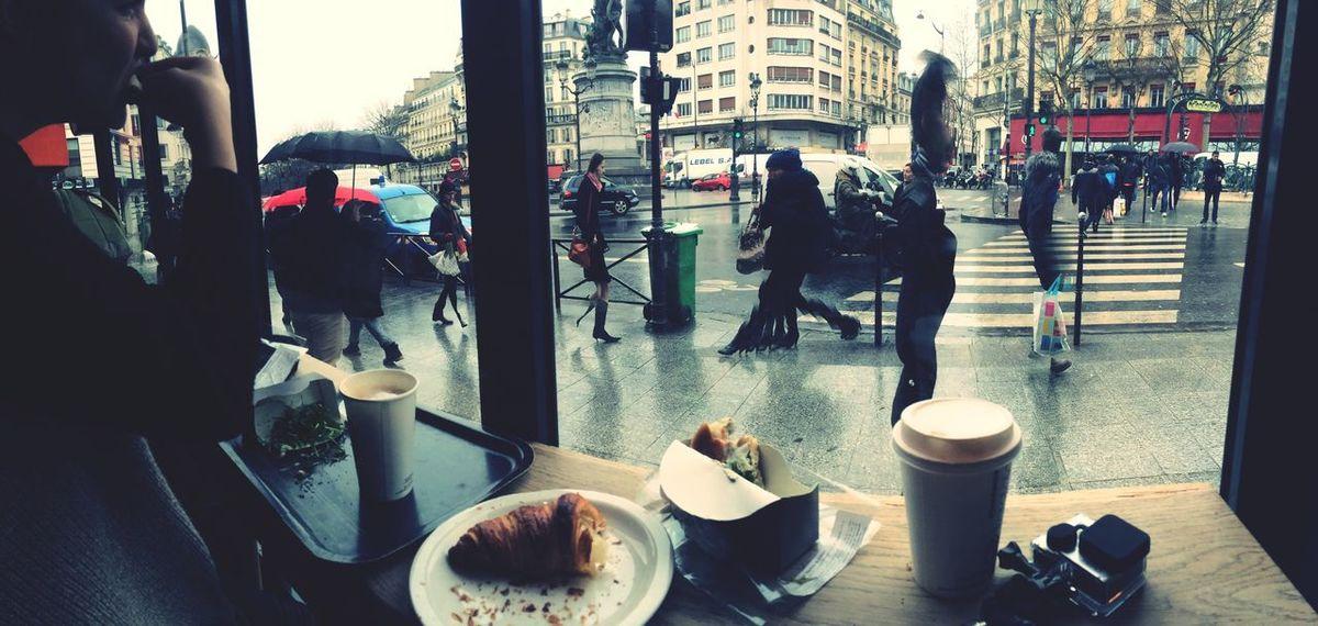 Good Morning paris ☕️??